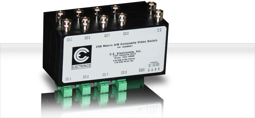 Composite Video Switch