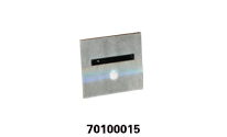 Coverplate For Card Reader With LED