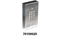 Surface Mount Keypad With LED